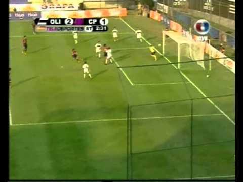 Olimpia 2 -  Cerro Porteño 2 Clausura 2010 Fecha 5