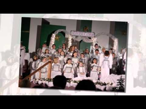 2010 Christmas Pageant - Lake Fork Baptist Church, Alba, TX