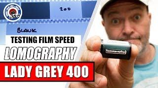 LOMOGRAPHY LADY GREY 400 - TESTING FILM SPEED