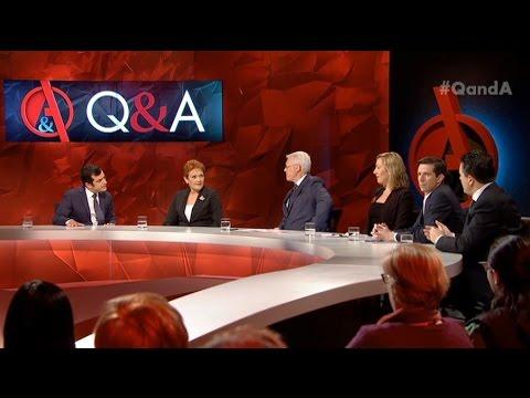 Q&A - Senate Powerbrokers