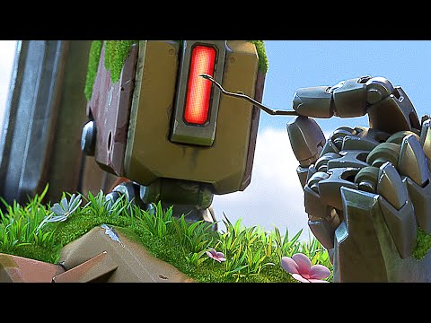 OVERWATCH The Last Bastion Corto Animado