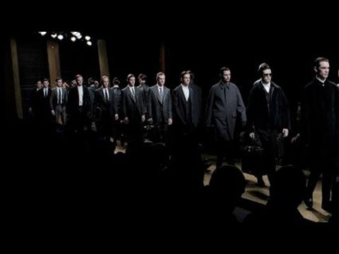Fashion Show Video: Ermenegildo Zegna Menswear AW13/14