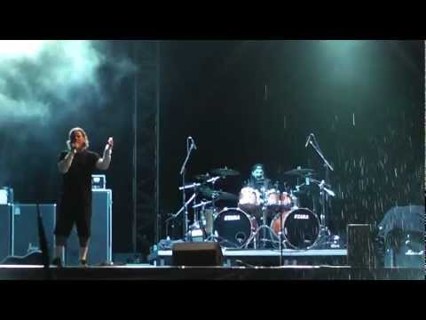 Hail! - Dirty Deeds Done Dirt Cheap (AC/DC cover) Live at Rock Out Festival Istanbul, 15.10.11