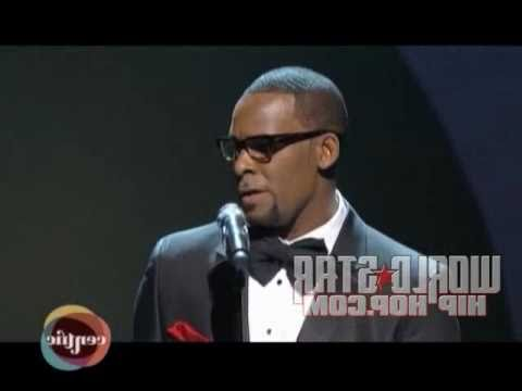 R. Kelly Soul Train Award 2010 (Real Version) Video