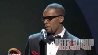 R. Kelly Video - R. Kelly Soul Train Award 2010 (Real Version)