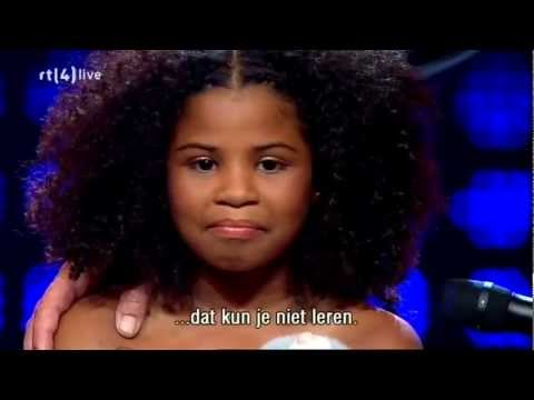 Aliyah in Holland_s Got Talent -iam telling you-Jennifer Hudson.flv