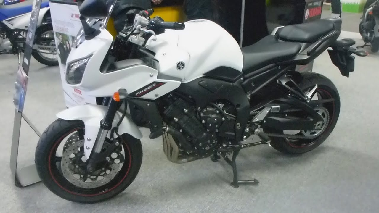 Yamaha Fazer New Model