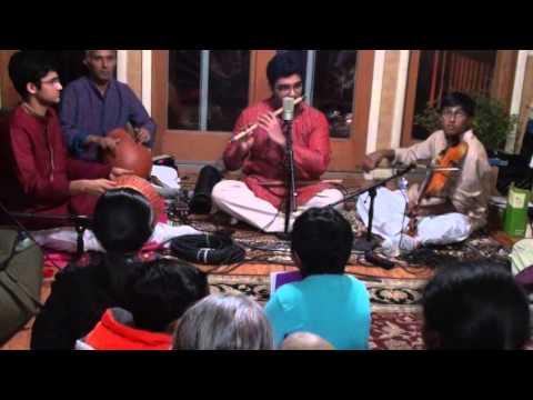 02 Vathapi Ganapathim - Hamsadhwani - Adi