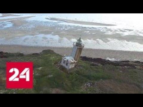 Суровые условия: как живут метеорологи на побережье Белого моря - Россия 24