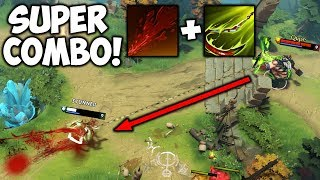 Qupe Pudge SUPER COMBO Dota 2