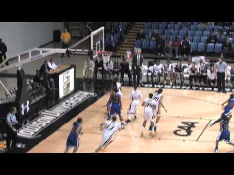 Towson Women's Basketball v. Coppin State Highlights