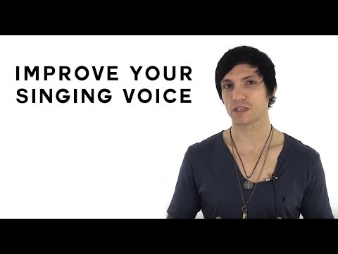 How To Improve Your Singing Voice - How To Sing Better Tips Revealed!