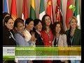 Женщины и общество. В Петербурге стартовал Второй Евразийский женский форум
