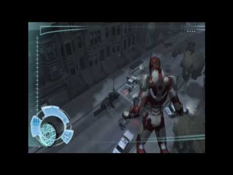 GTA IV #1 ไอรอนแมนป่วนเมือง (Mod IronMan)