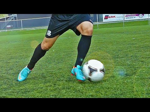 Learn 6 Amazing Football Skills Tutorial Vol.18 - Neymar/Ronaldo/McGeady/Malouda