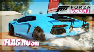 Forza Horizon 3 - Dominating in Flag Rush, Do Work, and More!