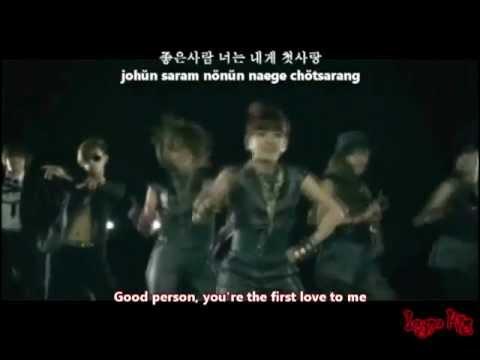 T-ara & Supernova - Time To Love Karaoke video