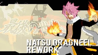 The Last Generation - An Anime Smash Bros.   Character Rework - Natsu Dragneel