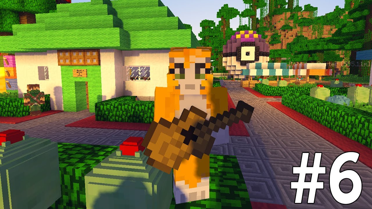 minecraft stampy how to make another me