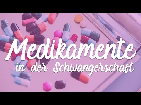 Medikamente während der Schwangerschaft | SCHWANGER MIT DOKTOR ELA | #9