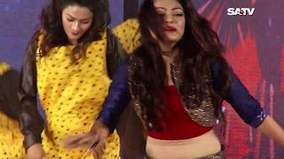 Eid Dance by Eshana & Badhan on SATV | Eid Dance Program