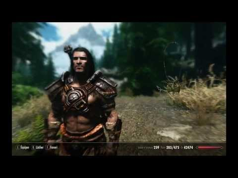 L'intgrale Skyrim - Ep 243 - Playthrough FR HD par Bob Lennon