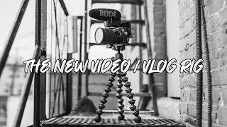 MY NEW VLOG / VIDEO RIG - Sony a6400 Review