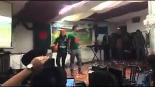 Besh besh sabash Bangladesh /Dance group Bengali track  (Rehan & Sany) 17th Jan 2016 / BCCP, Paris