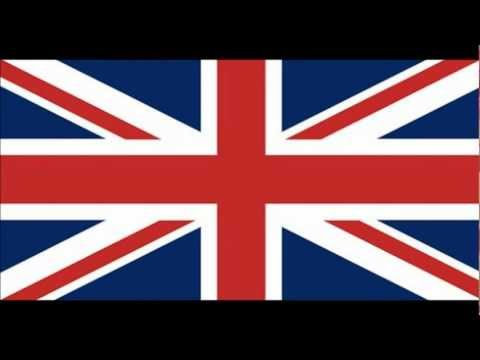 """British national anthem """"God Save the Queen"""""""