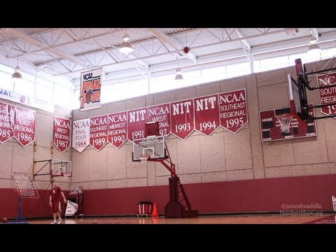 OU Trick Shots Volume II - with James Fraschilla - Benefitting Hayden's Hope