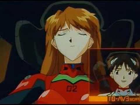 Neon Genesis Evangelion engel Video