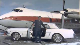 La Ford Mustang - documentaire voiture de collection