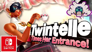 Super Smash Bros. Ultimate Twintelle Reveal [SMASH ULTIMATE DLC PACK 2]
