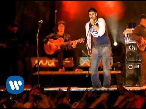 Melendi - Como Se Bailan Los Tangos (Live)