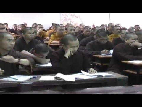 Giới Tỳ Kheo 24: Trị Phạt Tỳ Kheo Phạm Thiên Ba La Di (phần 2)