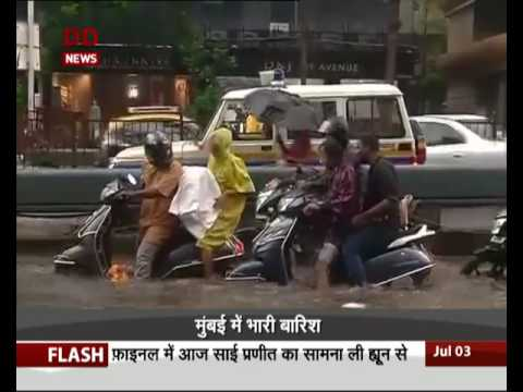 Monsoon has arrived in Delhi, says IMD