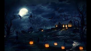 Horror Nights, Halloween, Scary, Creepy Haunted House Ambiance