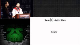 DEF CON 22 - Joshua Corman and Nicholas J Percoco - The Cavalry Year[0] & a Path Forward