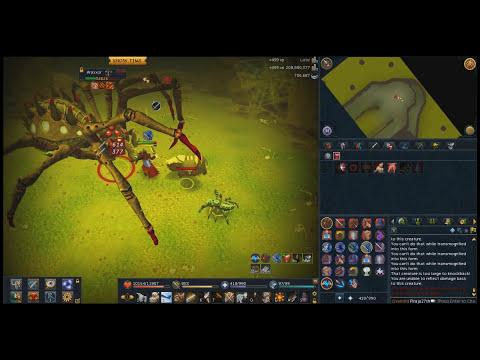 RuneScape Araxxor Solo Full Kill With Melee! – Piraja27