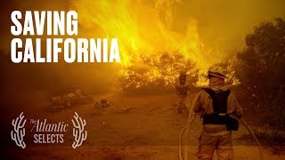 Fighting California's Wildfires: Stunning Footage from the Front Lines
