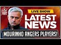Mourinho's Attack on Manchester United Players Backfires | Man Utd News MP3