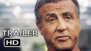 BACKTRACE Official Trailer (2018) Sylvester Stallone Thriller Movie HD