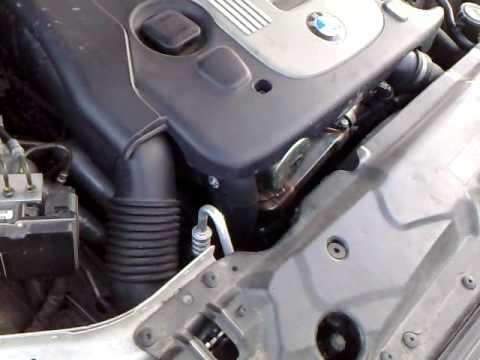 BMW 530d E60 Engine trouble...