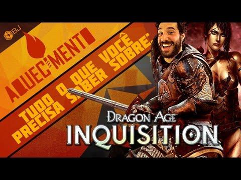 Dragon Age: Inquisition - Tudo o que você precisa saber - Aquecimento BJ