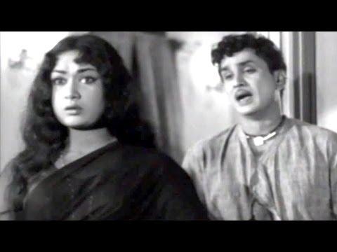 Mooga Manasulu Songs - Paadutha Teeyaga Challaga Pasipaapala Nidarapo - Anr, Savitri, Ghantasala video