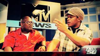 Thisis50: Sway Calloway Talks About Linking Up w/ MTV, Interviewing 2Pac / Biggie, Shade 45 & More