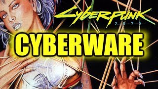 Cyberpunk 2077 Ripperdocs, Cyberware & Cyberpsychosis
