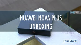 Huawei Nova Plus Unboxing