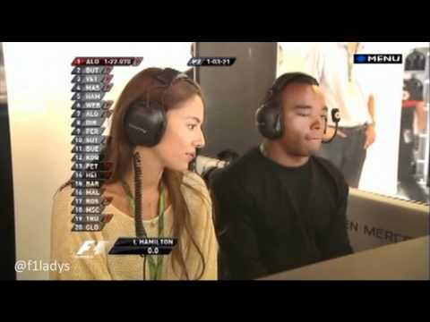 Formula 1 champion jenson button enjoyed a romantic reunion with girlfriend jessica michibata in dubai yesterday
