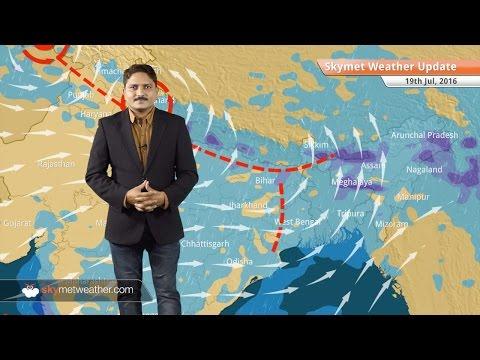 Weather Forecast for July 19: Uttar Pradesh, Bihar, Northeast to witness heavy Monsoon rains